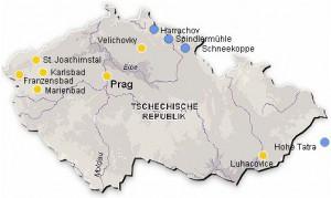tschechien-karte